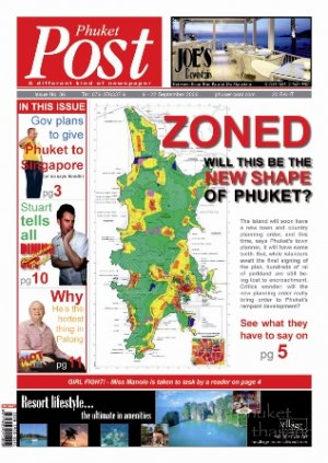 ZONED - Will this be the new shape of Phuket